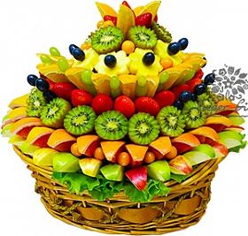 фруктовый букет Весенний сад