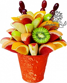 фруктовый букет Верный друг