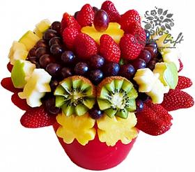 фруктовый букет Фруктовая фея