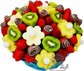 фруктовый букет Чистое небо